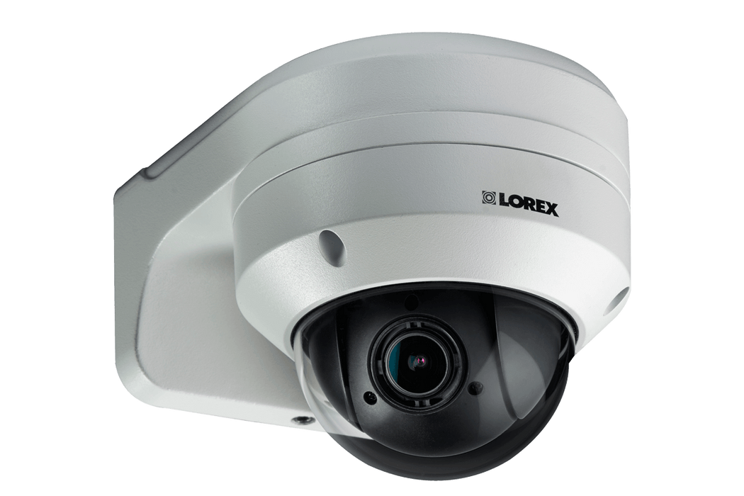 LOREX Super High Definition 2K (4MP) Pan-Tilt-Zoom Camera & Color Night Vision - Challenger Gadgets