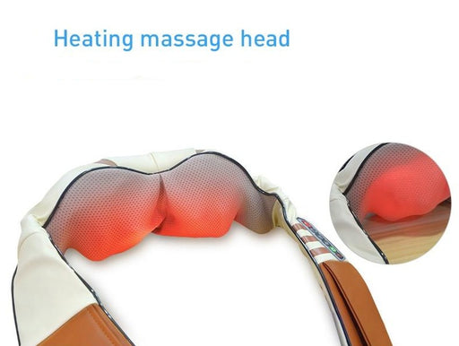 U Shape Electrical Body Massager - Challenger Gadgets