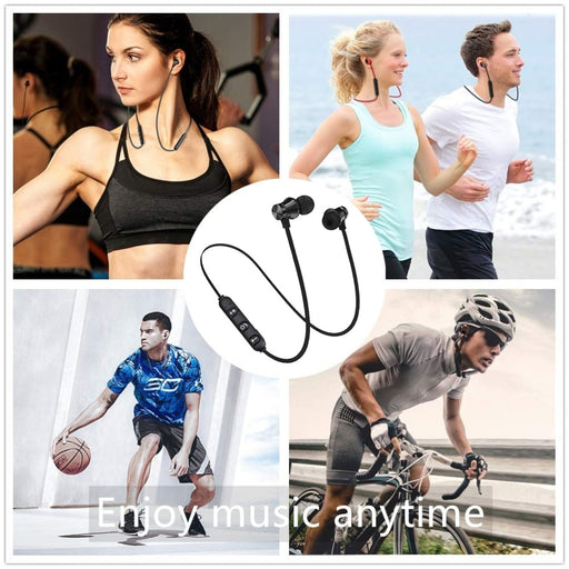 Magnetic Wireless  Earphone - Challenger Gadgets