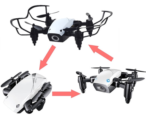 Foldable RC Mini Drone - Challenger Gadgets