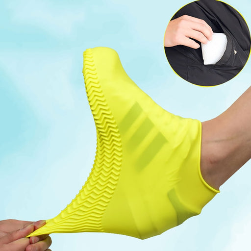 Silicon Waterproof Shoe Protector - Challenger Gadgets
