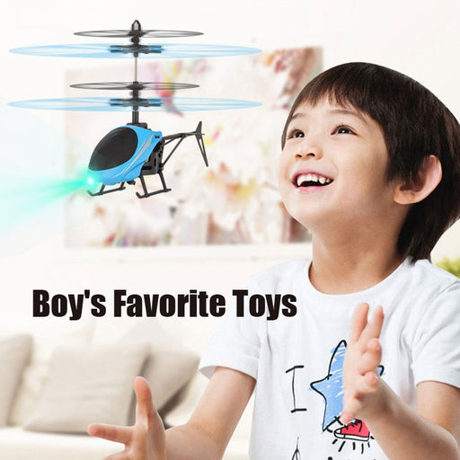 Mini RC Helicopter - Challenger Gadgets