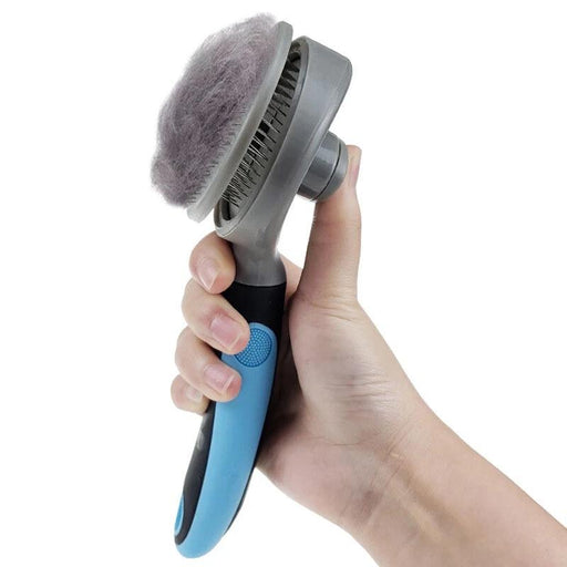 Pet Grooming Massage Tool Brush - Challenger Gadgets