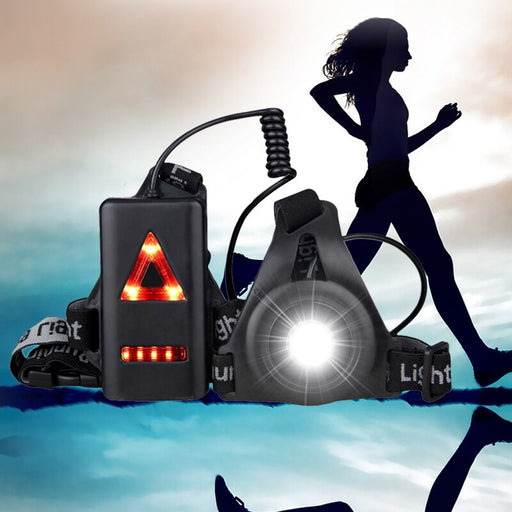 Running Safety Light - Challenger Gadgets