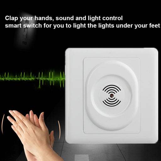 Smart Voice Control Light - Challenger Gadgets