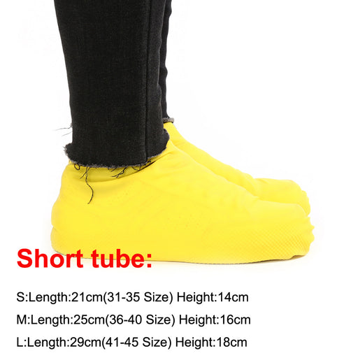 Waterproof Shoe Covers  from Rain - Challenger Gadgets