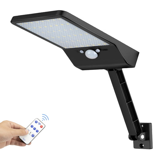 Solar Lamp For Outdoor - Challenger Gadgets