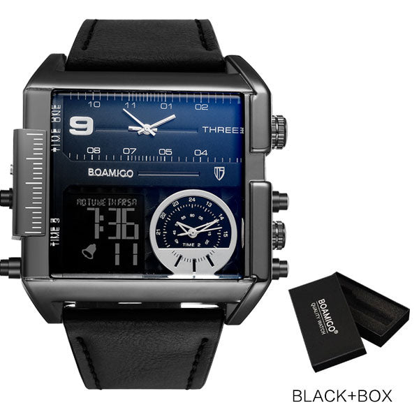 Men's sports watches - Challenger Gadgets