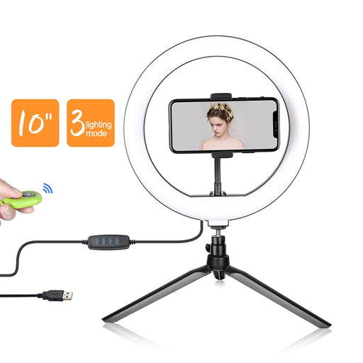 Photography Selfie Ring Lamp - Challenger Gadgets