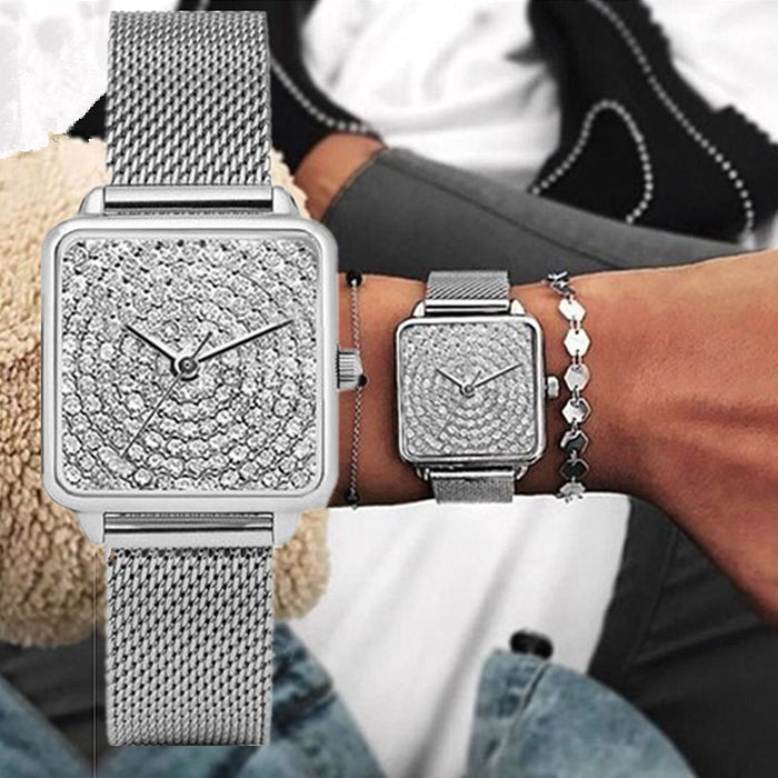 Luxury Casual Simple Quartz Wrist - Challenger Gadgets
