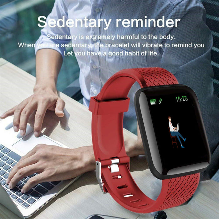 Wristband Sports Watches - Challenger Gadgets