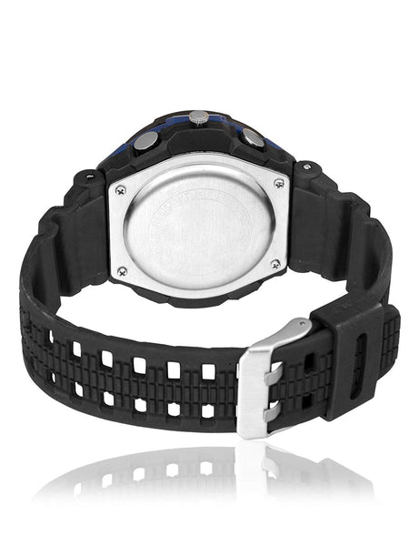 Boys Analogue Digital Multi Color Sports Watch (5205-1)