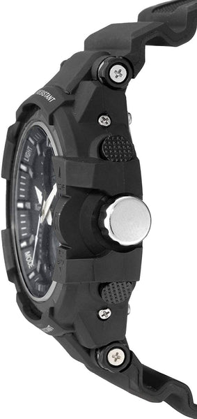 Analogue Digital Multi Color Sports Watch For Boys (8221-1)