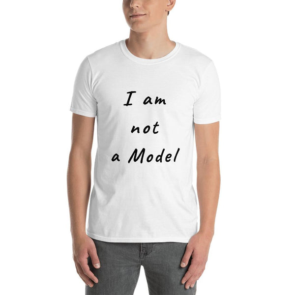 Camiseta Iam Not a Model - Prismoda