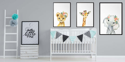 The Cute Baby Animal Collection