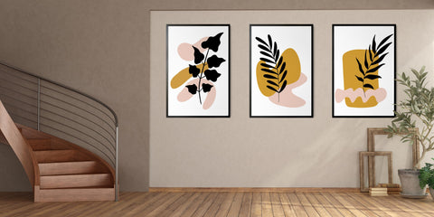 The Abstract Flower Collection