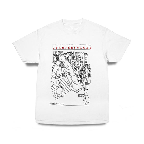 "QUARTERSNACKS  - Presented By Tee ""White"""