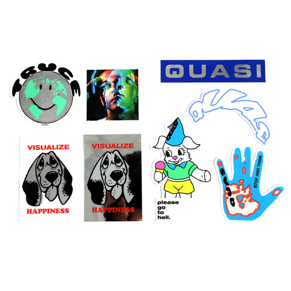QUASI  - Sticker Pack