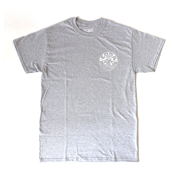"CODA - Conc God Tee ""Grey"""