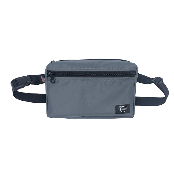 "COMA - 2020 Hip Bag ""Gray"""