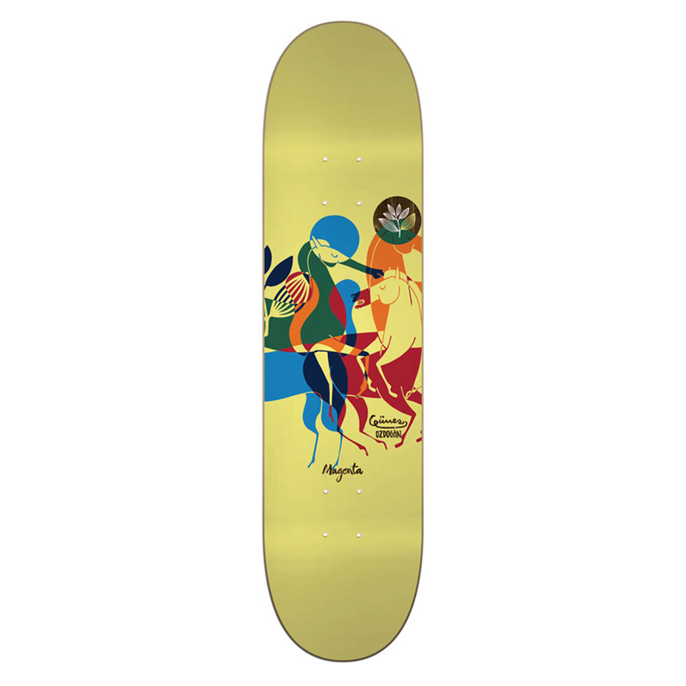 "MAGENTA SKATEBOARDS - Gunes Ozdogan Horses Around 8"" / 8.125"""
