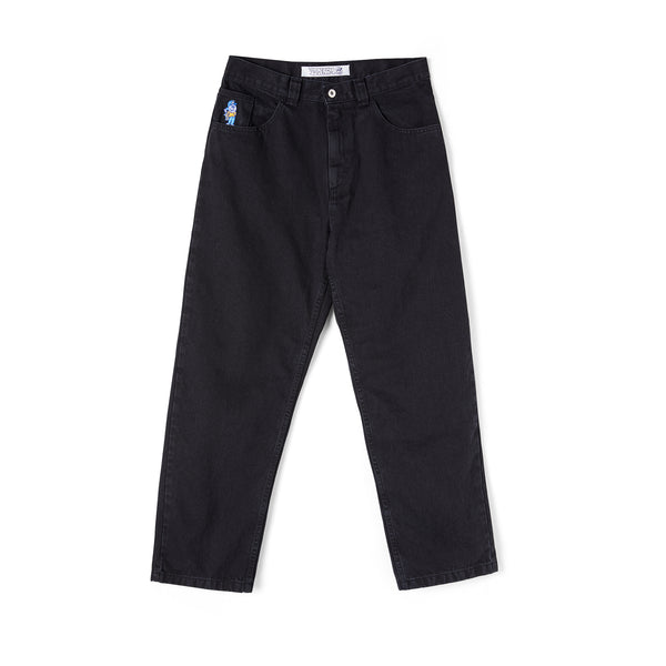 "POLAR - 93 Denim ""Pitch Black"""