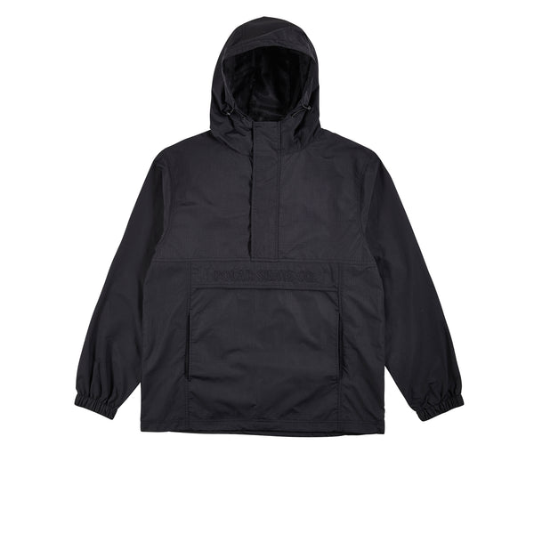 "POLAR - Anorak Jacket ""Black"""