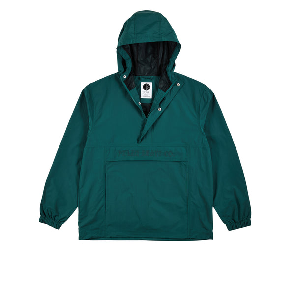 "POLAR - Anorak Jacket ""Emerald"""
