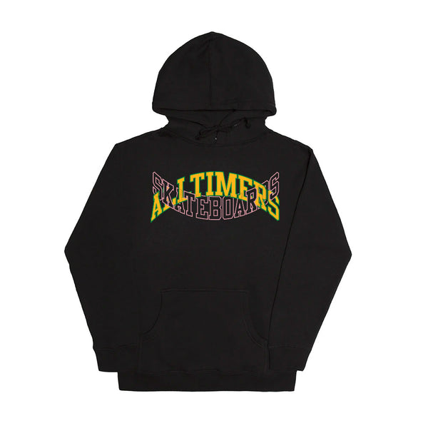 "ALLTIMERS - Arch-Tech Hoodie ""Black"""