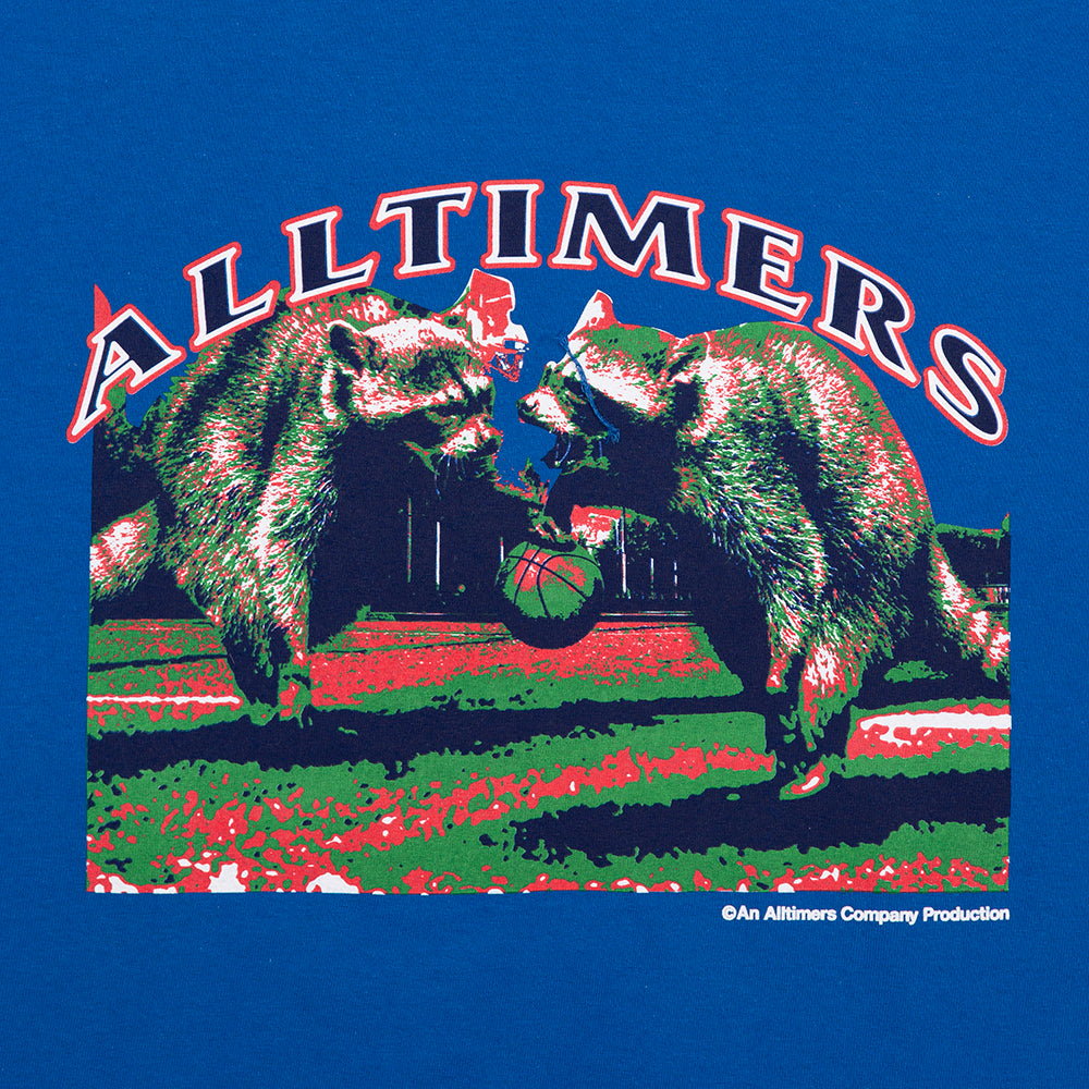 "ALLTIMERS - Vancity Tee ""Royal Blue"""