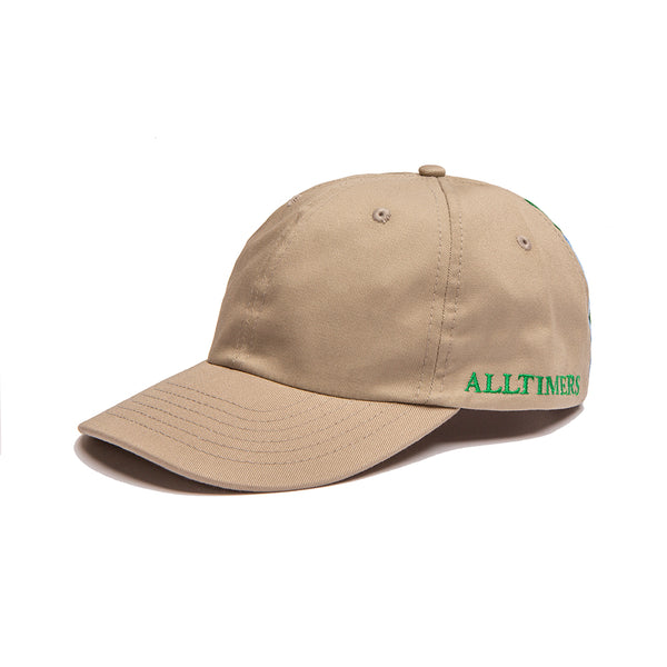 "ALLTIMERS - Lined Up Hat ""Tan"""