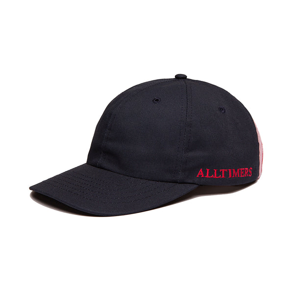 "ALLTIMERS - Lined Up Hat ""Navy"""