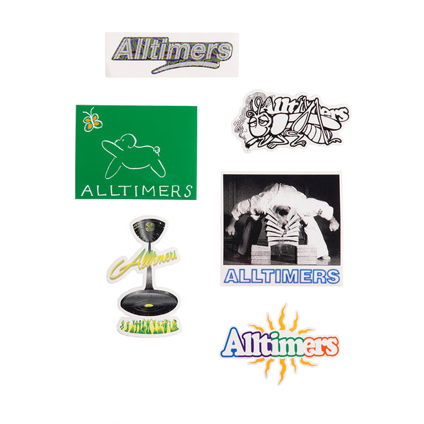 ALLTIMERS - Sticker Pack