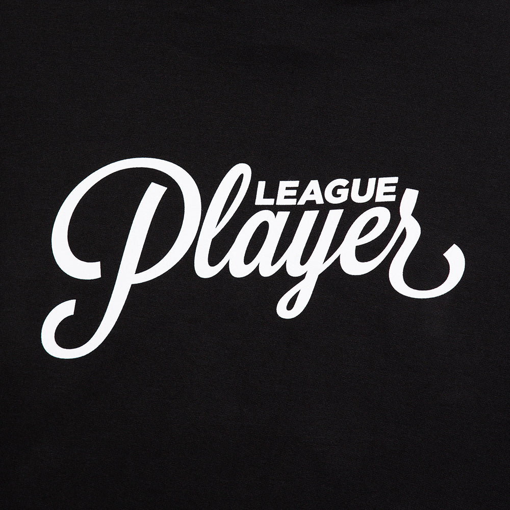 "ALLTIMERS  - League Player Hoody ""Black"""
