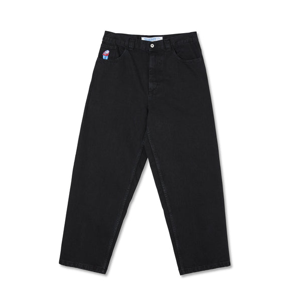 "POLAR - Big Boy Jeans ""Pitch Black"""