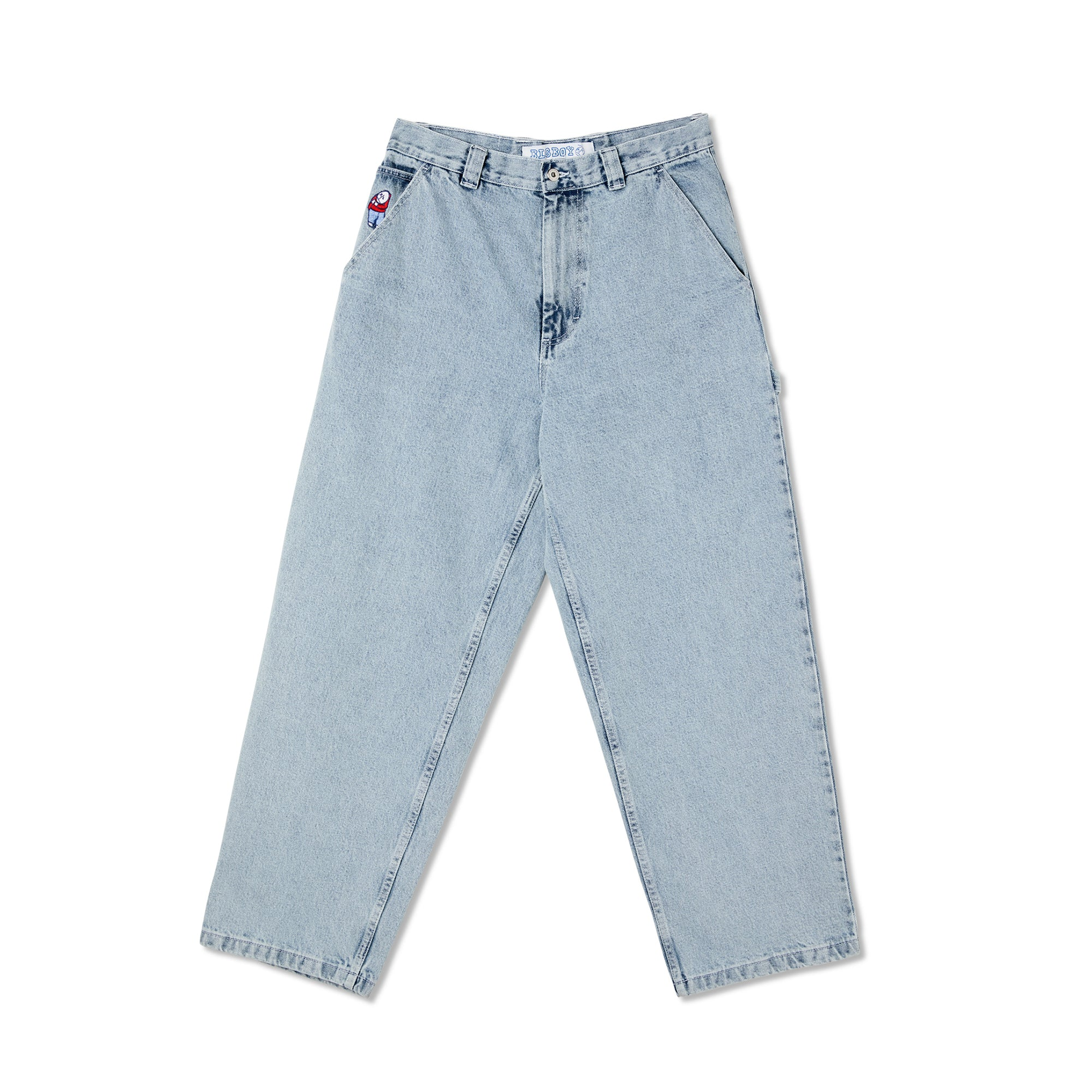 "POLAR - Big Boy Work Pants ""Light Blue"""