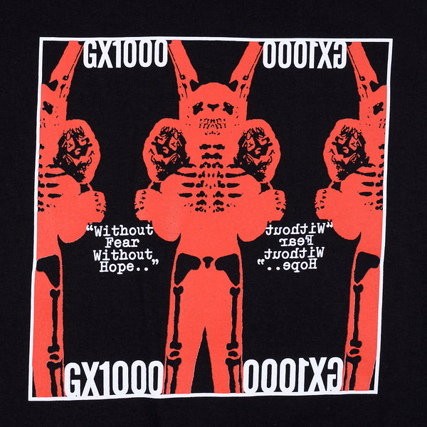 "GX1000 - Without Fear Tee ""Black"""