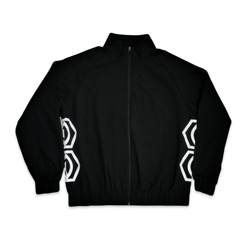 "JET LAG BROTHERS - Wind Jacket premium Quality ""Black"""