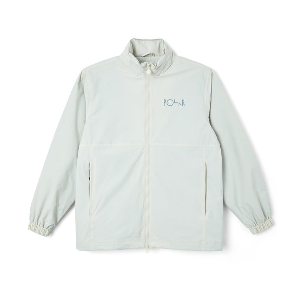 "POLAR - Coach Jacket ""Oyster White """