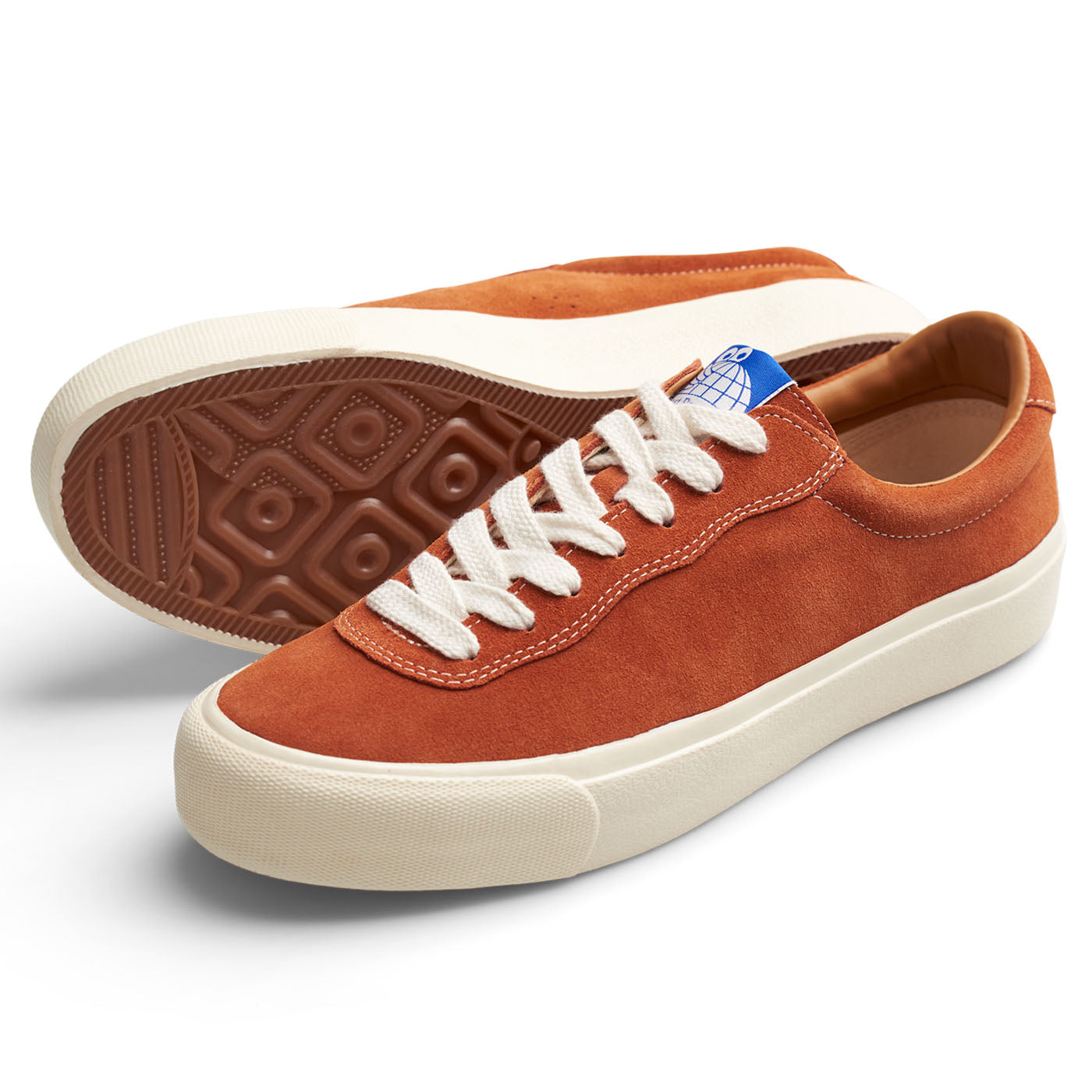 "Last Resort AB - VM001 Suede Lo - ""Orange / White"""