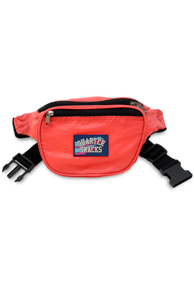 "QUARTERSNACKS  - Party Satchel ""Red"""