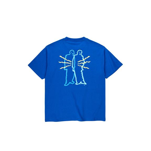 "POLAR - Electric Man Tee ""Egyptian Blue"""