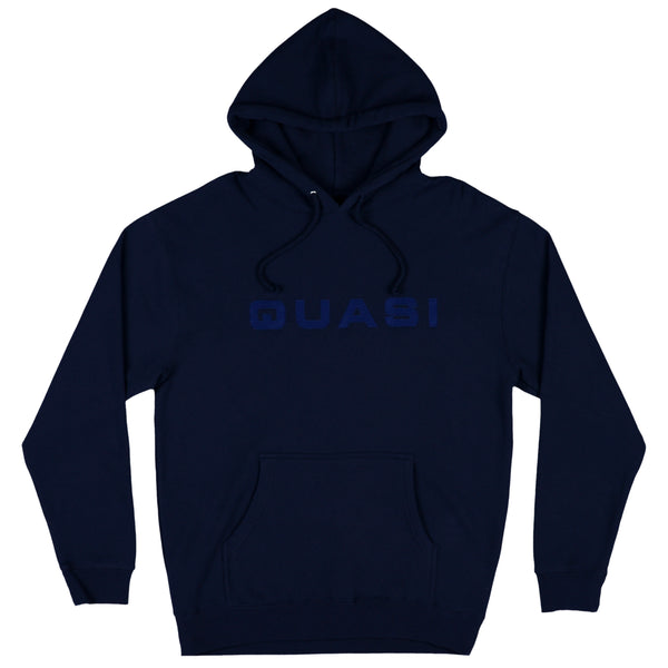 "QUASI - Euro Hood Sweat ""Navy"""
