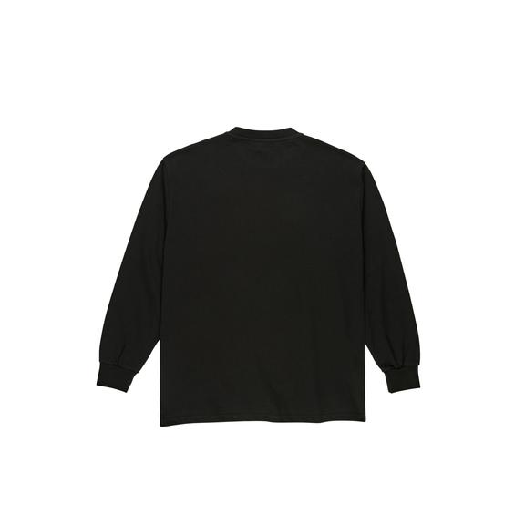 "POLAR - Happy Sad Around The World Longsleeve Tee ""Black"""