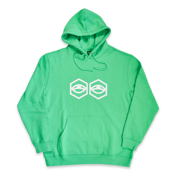 "JET LAG BROTHERS - Hoodie  Premium Quality ""Green"""