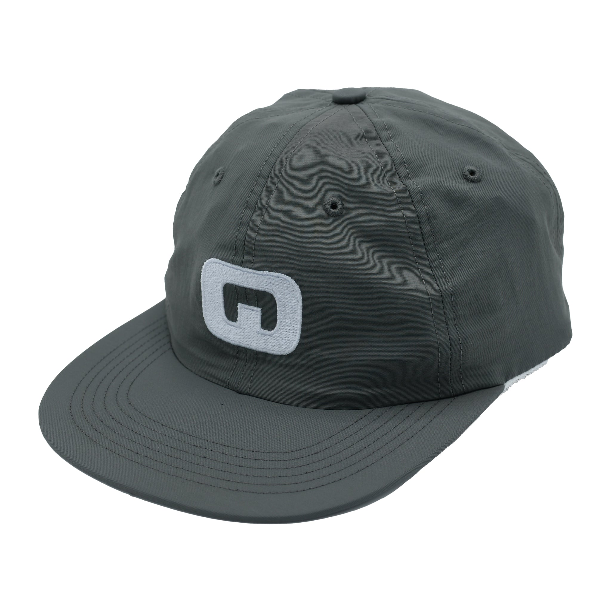 "QUASI - Letterman 6P Hat ""Grey"""