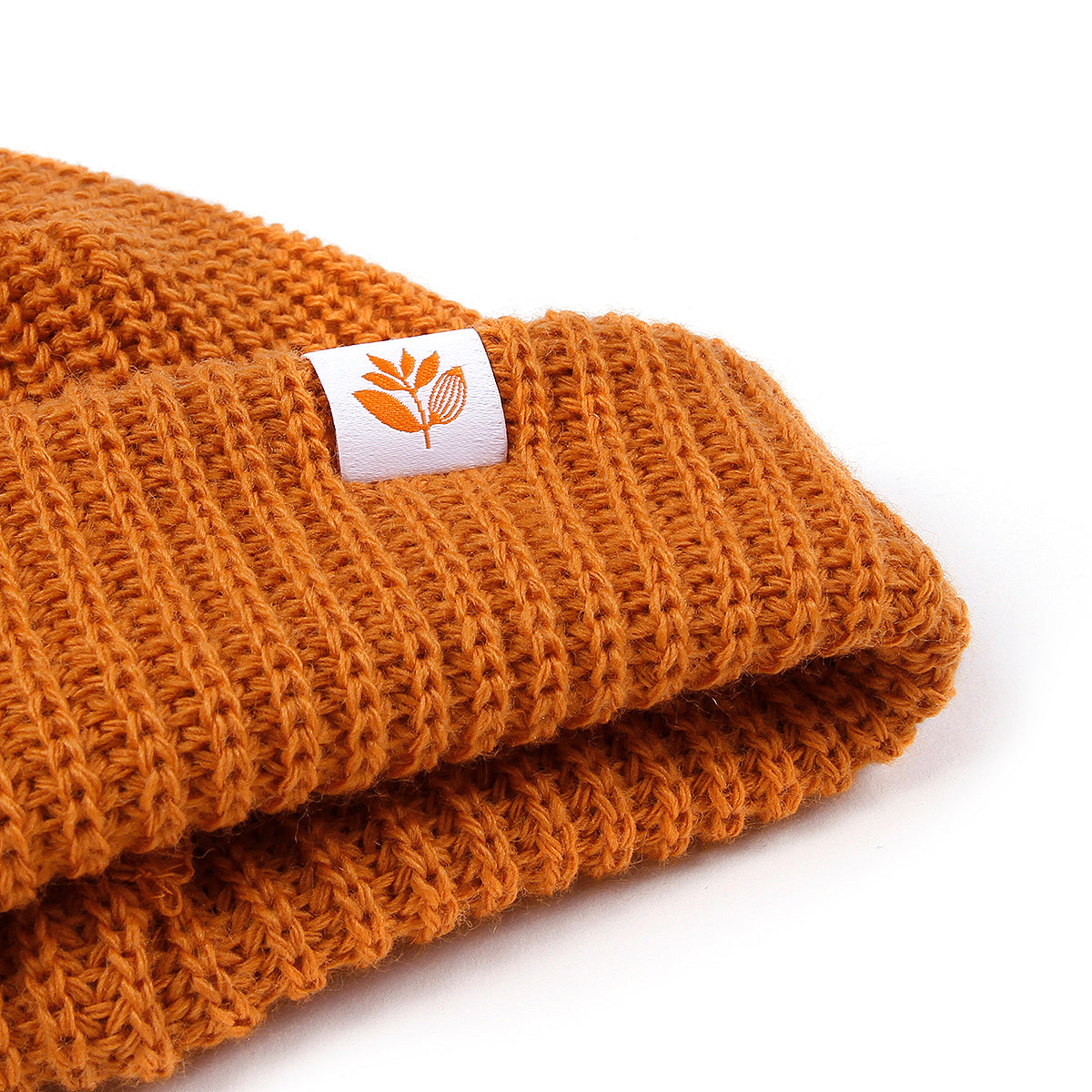 "MAGENTA SKATEBOARDS - Low Beanie ""Orange"""