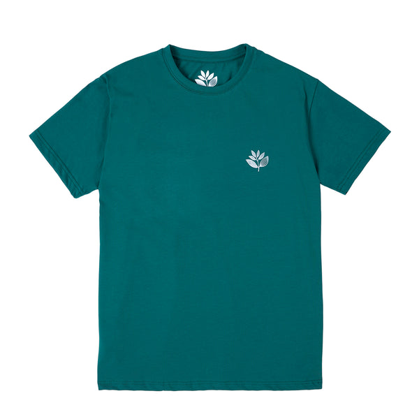 "MAGENTA SKATEBOARDS - Points Plant Tee ""Green"""