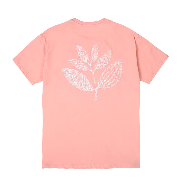 "MAGENTA SKATEBOARDS - Points Plant Tee ""Salmon"""