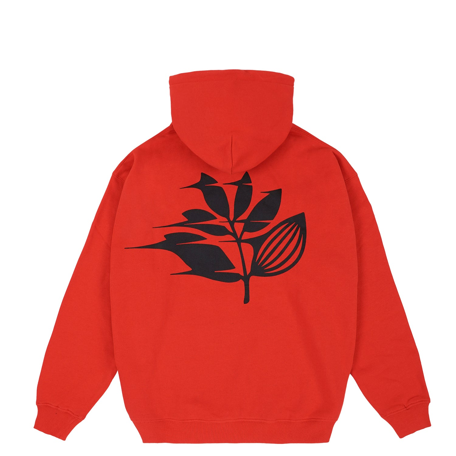 "MAGENTA SKATEBOARDS - Fast Plant Hoodie ""Red"""